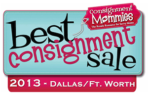 Winner Best Dallas Children's Consignment Sale